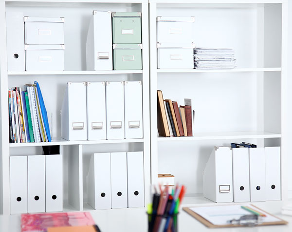 Business Organizing | Office Decluttering/Organization | Tidy Spaces