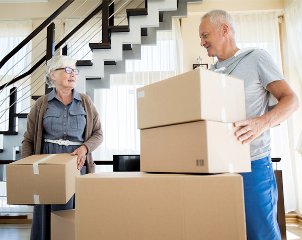 Professional Organizers Helping Seniors Move | Tidy Spaces