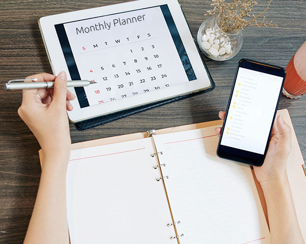 Business Organizing | Project Management | Tidy Spaces